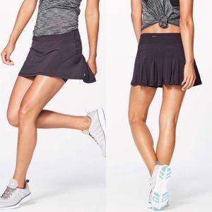 LULULEMON Circuit Breaker Skirt II -Size 6